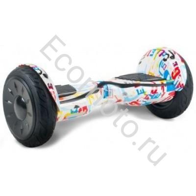 Гироскутер Smart Balance wheel suv premium 10.5 дюймов граффити