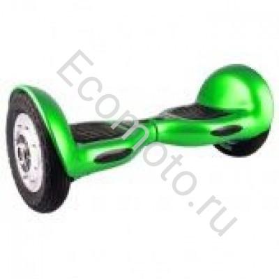 """Гироскутер Smart Balance 10"""" зеленый с приложением"""