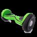 """Гироскутер внедорожник Smart Balance SUV Premium 10.5"""" PRO зеленый с приложением"""