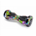 "Гироскутер Smart Balance 8"" хип-хоп фиолетовый + LED"