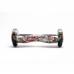 """Гироскутер Smart Balance 8"""" цветы и черепа + LED"""