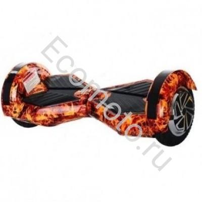 "Гироскутер Smart Balance 8"" пламя +LED"
