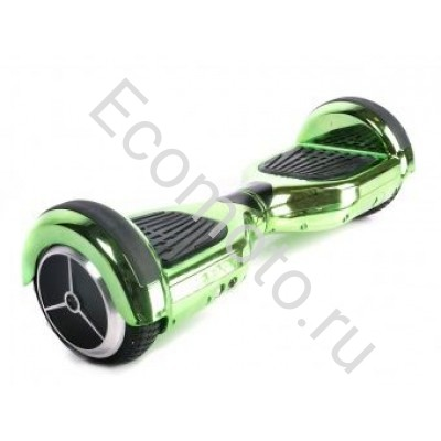 """Гироскутер Smart Balance 6,5"""" зеленый хром"""