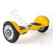 "Гироскутер Smart Balance 10"" желтый с приложением"