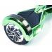 """Гироскутер Smart Balance 8"""" зеленый хром +LED"""