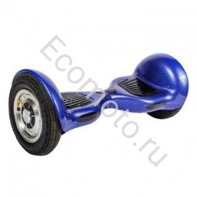 "Гироскутер Smart Balance 10"" карбон синий"