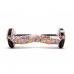 "Гироскутер Smart Balance 8"" абстракция + LED"