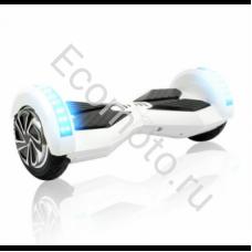 "Гироскутер Smart Balance 8"" белый +LED"