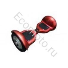 """Гироскутер Smart Balance 10"""" карбон красный с приложением"""