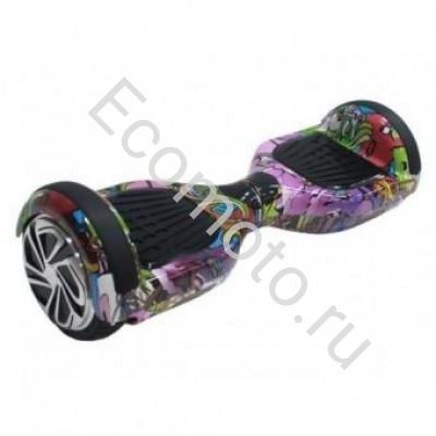 "Гироскутер Smart Balance 6,5"" хип-хоп фиолетовый"