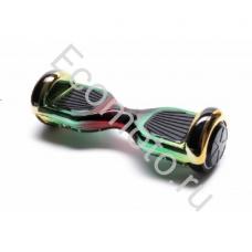 """Гироскутер Smart Balance 6,5"""" хром многоцветный"""