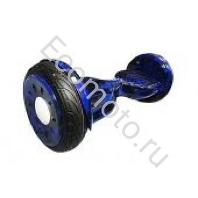Гироскутер Smart Balance wheel suv premium 10.5 дюймов пламя синий с приложением