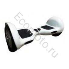 "Гироскутер Smart Balance 10"" карбон белый с приложением"