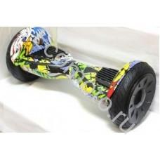 Гироскутер Smart Balance Wheel 10.5 дюймов черепки