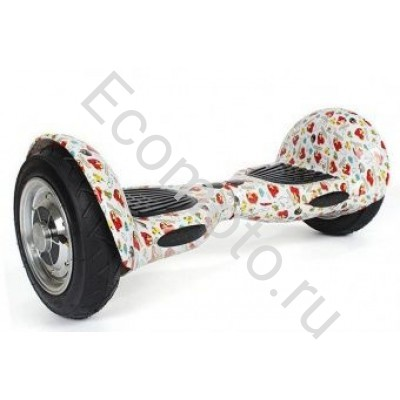 "Гироскутер Smart Balance 10"" Angry Birds"