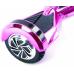 """Гироскутер Smart Balance 8"""" хром розовый +LED"""