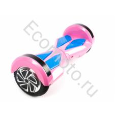 """Гироскутер Smart Balance 8"""" розовый +LED"""