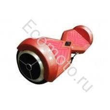 """Гироскутер Smart Balance 8"""" красный карбон +LED"""