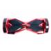 """Гироскутер Smart Balance 8"""" красный хром +LED"""