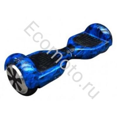 "Гироскутер Smart Balance 6,5"" синий огонь"