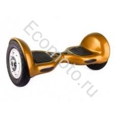 """Гироскутер Smart Balance 10"""" золото с приложением"""