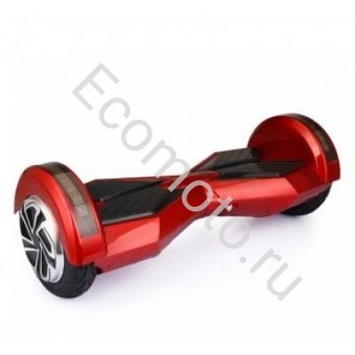 """Гироскутер Smart Balance 8"""" красный +LED"""