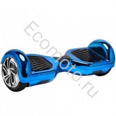 "Гироскутер Smart Balance 6,5"" синий хром"