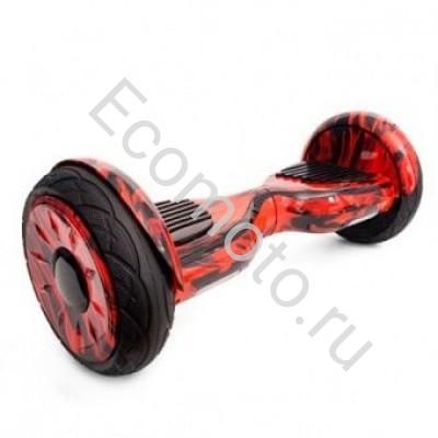 Гироскутер Smart Balance wheel suv premium 10.5 дюймов Пламя APP TaoTao