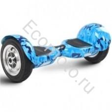 """Гироскутер Smart Balance 10"""" камуфляж синий"""