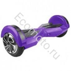 """Гироскутер Smart Balance 8"""" фиолетовый +LED"""