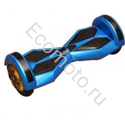 """Гироскутер Smart Balance 8"""" голубой +LED"""