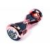 """Гироскутер Smart Balance 8"""" персиковый хром +LED"""