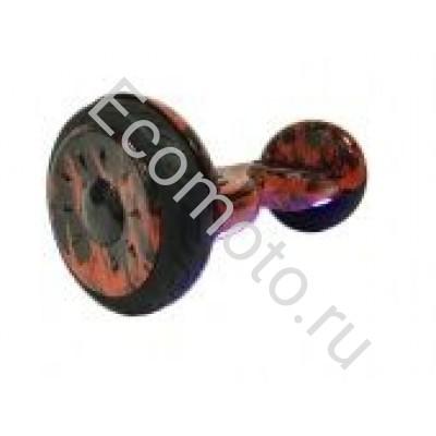 "Гироскутер Smart balance wheel 10.5"" suv premium Пламя с приложением"