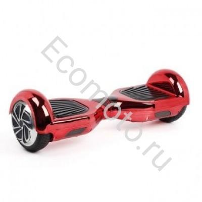 """Гироскутер Smart Balance 6,5"""" красный хром"""