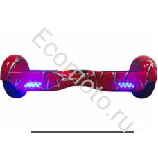 "Гироскутер Smart Balance 6,5"" красная паутина"