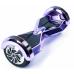 """Гироскутер Smart Balance 8"""" фиолетовый хром +LED"""