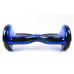 "Гироскутер Smart Balance 10"" синий хром"