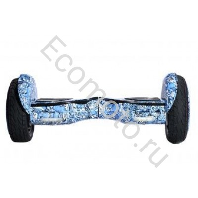 Гироскутер Smart Balance wheel suv premium 10.5 дюймов тигр синий