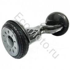 """Гироскутер Smart balance wheel suv premium черный карбон 10.5"""""""