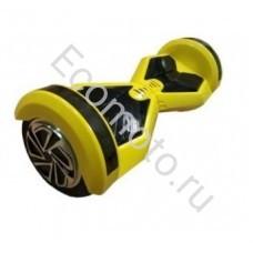 """Гироскутер Smart Balance 8"""" желтый +LED"""