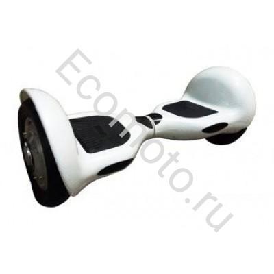 """Гироскутер Smart Balance 10"""" карбон белый"""