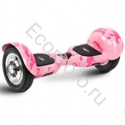 """Гироскутер Smart Balance 10"""" хаки розовый"""