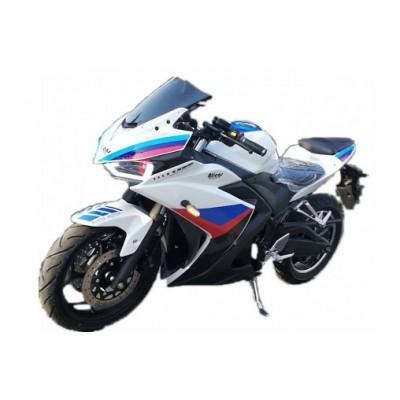 Электромотоцикл спортбайк R-5000W с АКБ 60AH