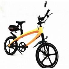 Электровелосипед Lehe S1L Желтый
