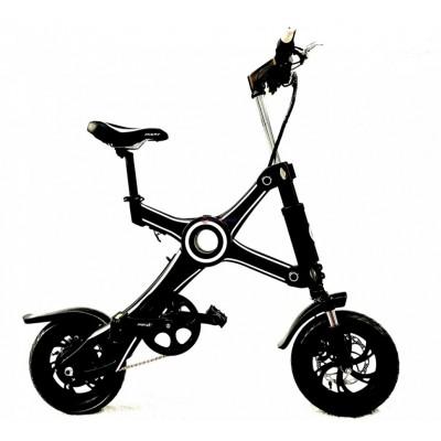 Электровелосипед складной HEADWAY X3 Askmy Черный
