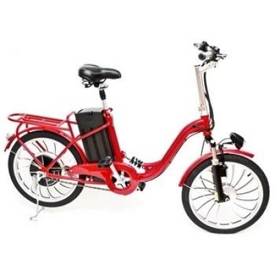 Электровелосипед nakto WW20 Whirlwind, 20 дюймов Коричневый