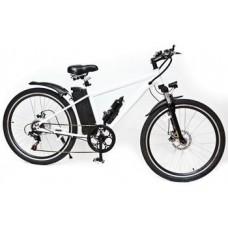 Электровелосипед nakto L26 Leopard, 26 дюймов Черный