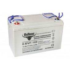 Тяговый гелевый аккумулятор 6-EVF-100 (12V100A/H C3)