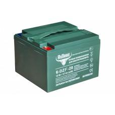 Тяговый гелевый аккумулятор 6-DZF-28 (12V28A/H C3)