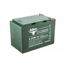 Тяговый гелевый аккумулятор 6-DZM-24 (12V24A/H C2)